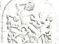 Casa di Menandro, Casa del Laocoonte, bas-relief de Genève