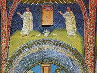 Mausolée de Galla Placidia&#x3B; Saint-Demetrius&#x3B; Sant'Apollinare in Nuovo&#x3B; ivoire du Musée du Bargello&#x3B; Herculanum