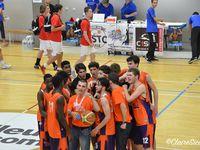 L'Elan Yvelines basket (demie-finale)