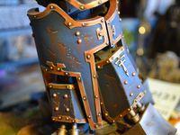 Titan Reaver, la suite des pigments - Legio Astorum