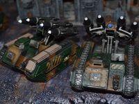 Mon Astra Militarus, &quot&#x3B;nous les écraserons sous nos chenilles de fer&quot&#x3B;
