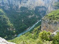 Verdon : randonnée Tour du Grand Canyon