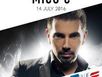 LineUp : ElectroBeach Music Festival 2016