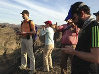 Oman field trip - Part One