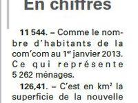 Vittel - Contrexéville : Com'com, le club des onze (Vosges Matin)