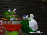 C'est la fête à la grenouille !