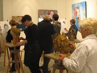 Montulé-Maison des arts-Nuit des musées 2013.