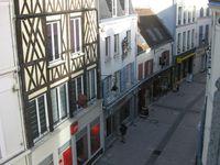 Vues de l'intérieur du beffroi et de la ville de Dreux. Cliquer sur les vignettes pour découvrir les photos dans leur entier.