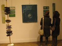 Quelques vues de l'exposition (cliquer sur les vignettes......)