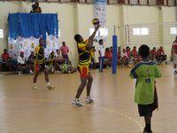 Le volley-ball à Kafika : toujours aussi populaire