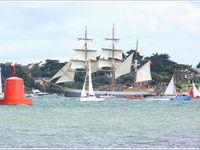 Trois-mâts-barque anglais KASKELOT