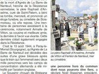 Agnès de La Barre de Nanteuil, notre hommage...