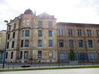 Façade du Collège André Theuriet