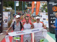 Marc RIPOLL (notre voisin de St Raphaël) 2ème du 80 km