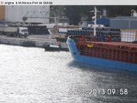 Quai...Les Lamaneurs du Port de Skikda