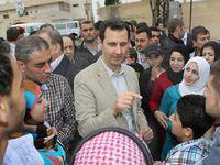 Vagues...La fête des Pâques à Maaloula (Syrie)
