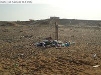 Quai...Des plages devenues poubelles à Skikda