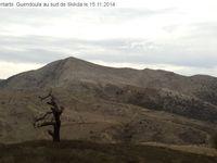 Vagues...Guendoula (sud de Skikda) à 1064 m de la mer