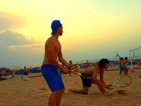 Vagues... L'été 2016 dans la plage Medouda (ex Flamant Rouge) Jeanne d'Arc (Larbi Ben M'Hidi) Skikda