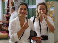 Vagues... Le paquebot allemand « Europa »  à la Goulette (Tunisie)