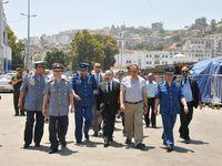 Vagues...L'accueil des émigrés algériens dans le port de Skikda