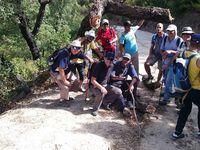 Vagues...Les Randonneurs de Skikda : Alto à  Ain Zouit - Grande Plage (98)