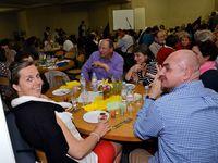 Le dîner des catéchistes à Sainte Marie Lyon /..../ Catechism Teachers' Party at Sainte Marie Lyon
