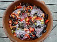 Recettes / Les plats de poissons et autres produits de la mer de Manou