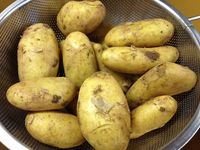 Pommes de terre rôties tout simplement