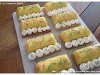 Tarte citron meringuée revisitée / framboises fraîches