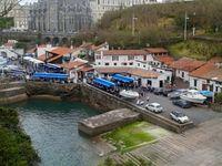 les cabanes de pêcheurs du petit port ont été bien rafraîchies, et transformées pour la plupart en restaurants.
