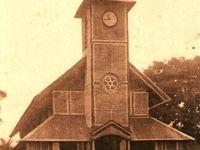 Eglise de Saint Laurent du Maroni (Guyane)