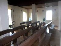 Eglise Saint André de Kaw (Guyane)