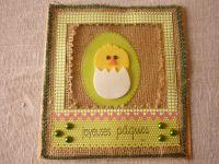 Mes petites cartes de Pâques