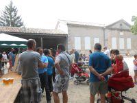 Buvette et restauration pour petits et grands à l'ombre du château de Castrevieille