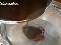 Dômes de mousse au chocolat