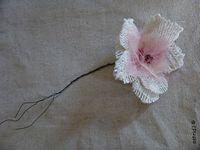 les couronnes de feuilles et fleurs de printemps: légèreté et poésie...