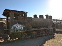Antofagasta - San Pedro de Atacama - 356 km - Dernière étape au Chili