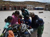 Uyuni - Potosí - 566km Paysages incroyables de Bolivie