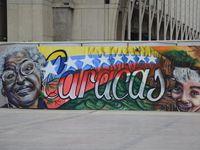 Caracas - Caracas - 168km - Fin du voyage?