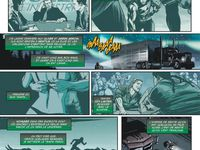 Green Arrow tome #4, la preview !