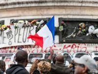 © Tahora Zoher PhotoGraphie - Place De La République16 Novembre 2015 - #PrayForParis