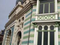 Les Bains Dunkerquois : un témoignage du style néo-mauresque dans le Nord