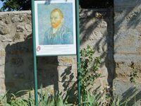 L'auberge Ravoux - Le lieu où V. Van Gogh tenta de se suicider - Le cimetière d'Auvers-sur-Oise