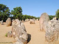 Le cromelech des Almendres (Portugal)