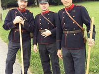 Le 69ème d'Artillerie à Berolle !