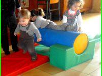 Une matinée-passerelle pour les enfants de la crèche