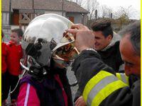 Un après-midi exceptionnel avec les pompiers de Casseneuil ( TPS et PS)