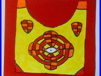 L'art dans les tissus africains  (CM1)