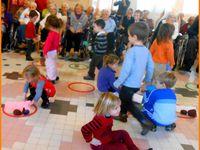 Danses, chants et comptines pour les aînés (maternelles)